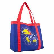 Kansas Jayhawks Team Tailgate Tote