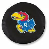 Kansas Jayhawks Tire Cover
