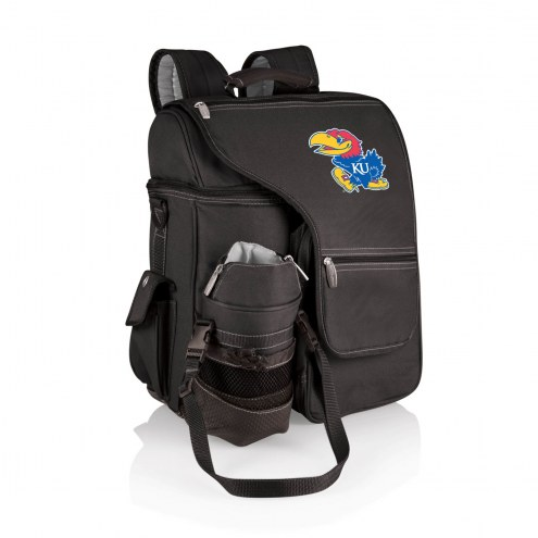 Kansas Jayhawks Turismo Insulated Backpack
