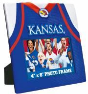 Kansas Jayhawks Uniformed Photo Frame