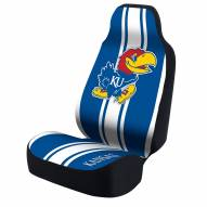 Kansas Jayhawks Universal Bucket Car Seat Cover