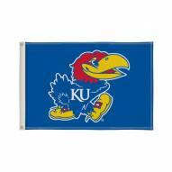 Kansas Jayhawks 2' x 3' Flag