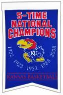 Kansas Jayhawks Champs Banner