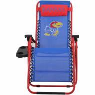 Kansas Jayhawks Zero Gravity Chair