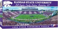 Kansas State Wildcats 1000 Piece Panoramic Puzzle