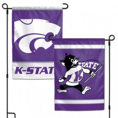 """Kansas State Wildcats 11"""" x 15"""" Garden Flag"""