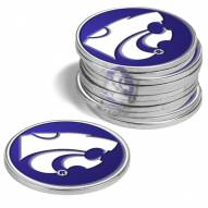 Kansas State Wildcats 12-Pack Golf Ball Markers