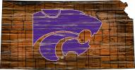 "Kansas State Wildcats 12"" Roadmap State Sign"