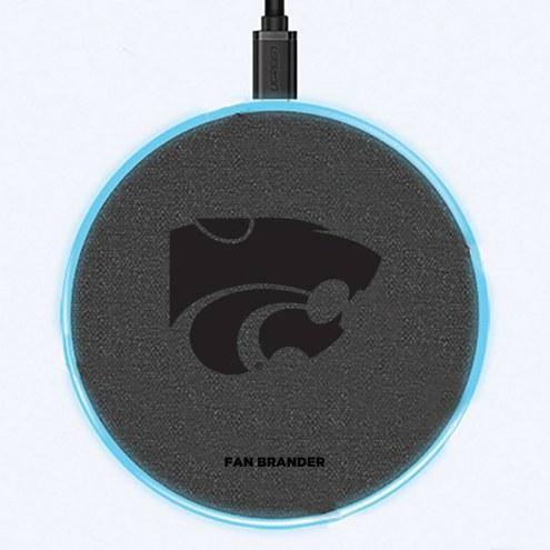 Kansas State Wildcats 15W Wireless Charging Base
