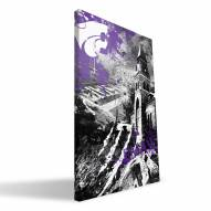 "Kansas State Wildcats 16"" x 24"" Spirit Canvas Print"