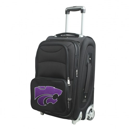 "Kansas State Wildcats 21"" Carry-On Luggage"