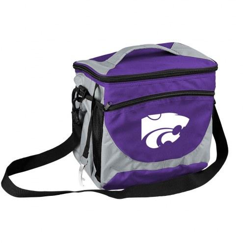 Kansas State Wildcats 24 Can Cooler