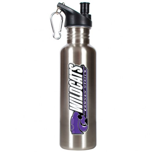 Kansas State Wildcats 26 oz. Stainless Steel Water Bottle