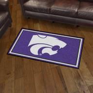 Kansas State Wildcats 3' x 5' Area Rug