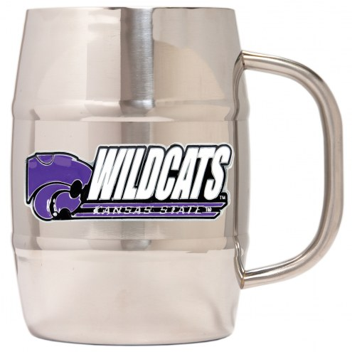Kansas State Wildcats 32 oz. Macho Barrel Mug