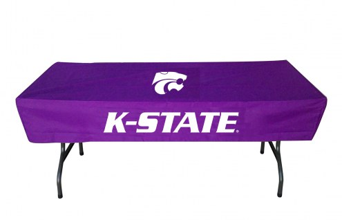 Kansas State Wildcats 6' Table Cover
