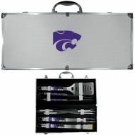 Kansas State Wildcats 8 Piece Tailgater BBQ Set