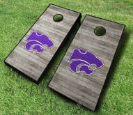 Kansas State Wildcats Cornhole Board Set