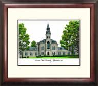 Kansas State Wildcats Alumnus Framed Lithograph