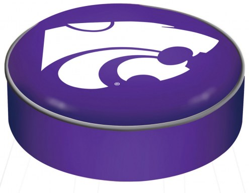 Kansas State Wildcats Bar Stool Seat Cover