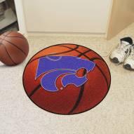 Kansas State Wildcats Basketball Mat