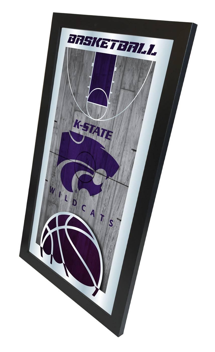 Kansas State Wildcats Basketball Mirror