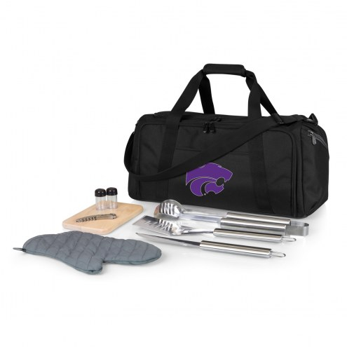 Kansas State Wildcats BBQ Kit Cooler