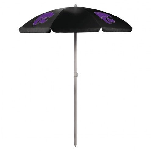 Kansas State Wildcats Beach Umbrella