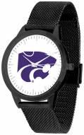 Kansas State Wildcats Black Mesh Statement Watch