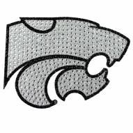 Kansas State Wildcats Bling Car Emblem