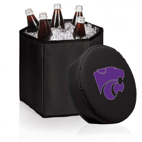 Kansas State Wildcats Bongo Cooler