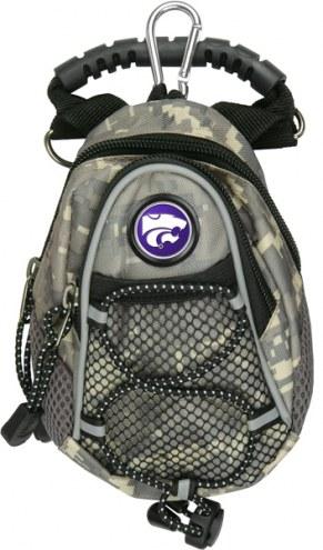 Kansas State Wildcats Camo Mini Day Pack