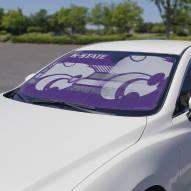Kansas State Wildcats Car Sun Shade