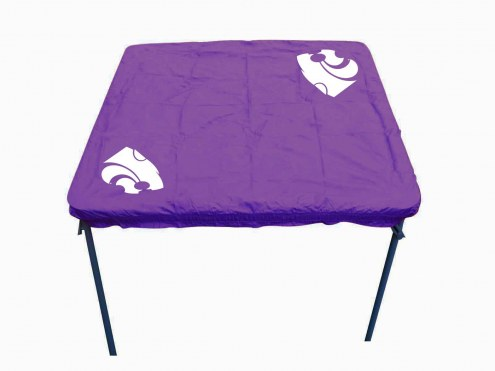 Kansas State Wildcats Card Table Cover