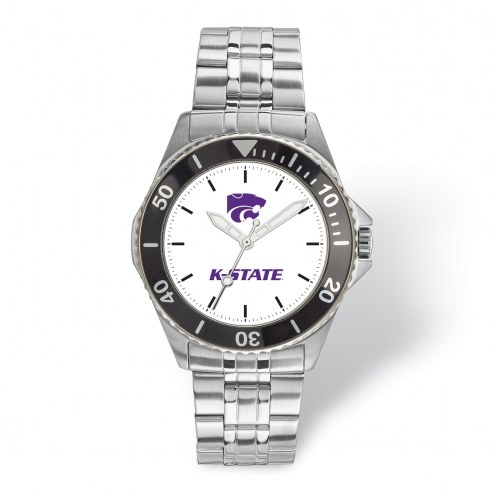 Kansas State Wildcats Champion Gents Watch
