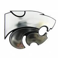 Kansas State Wildcats Chrome Car Emblem