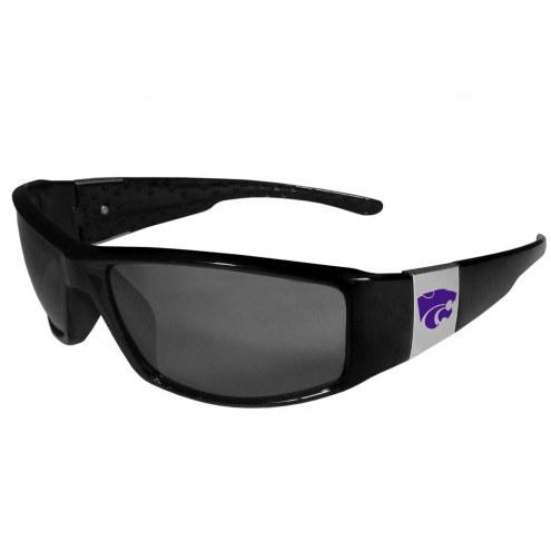 Kansas State Wildcats Chrome Wrap Sunglasses