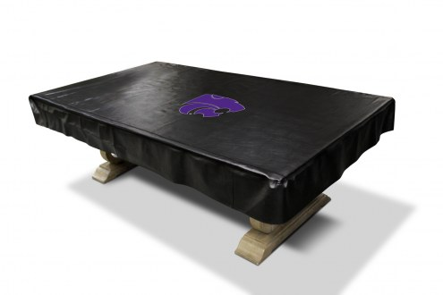 Kansas State Wildcats College Pool Table Cover