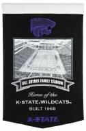 Kansas State Wildcats College Stadium Banner