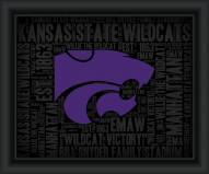 Kansas State Wildcats College Word Cloud
