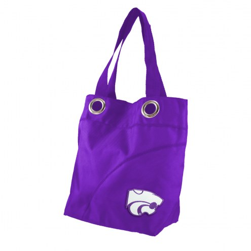 Kansas State Wildcats Color Sheen Tote Bag