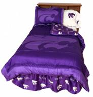 Kansas State Wildcats Comforter Set