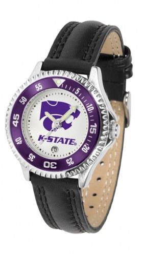 Kansas State Wildcats Competitor Women's Watch
