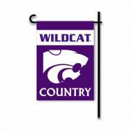 Kansas State Wildcats Country Garden Flag