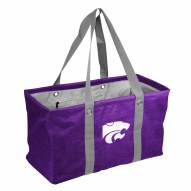 Kansas State Wildcats Crosshatch Picnic Caddy