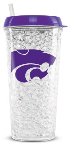 Kansas State Wildcats Crystal Freezer Tumbler