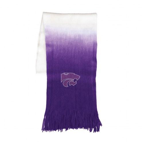 Kansas State Wildcats Dip Dye Scarf