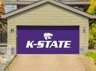 Kansas State Wildcats Double Garage Door Banner