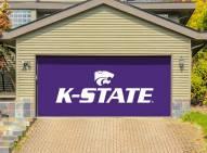 Kansas State Wildcats Double Garage Door Banner