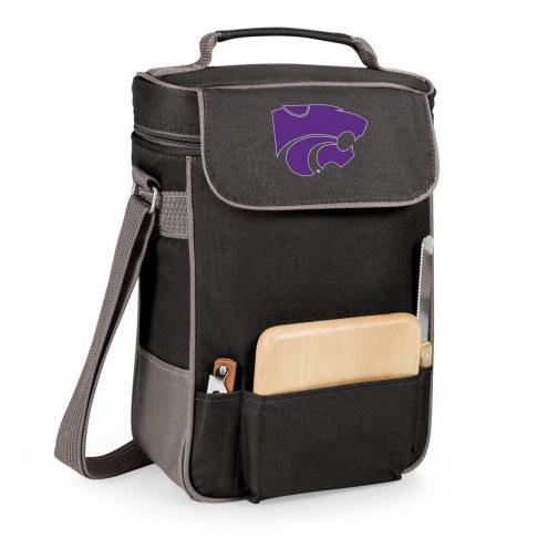 Kansas State Wildcats Duet Insulated Wine Bag